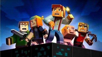 Minecraft: Story Mode Xbox ONE Ваучер на скачивание