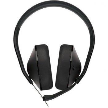Навушники Microsoft Official Xbox One Stereo Headset Black