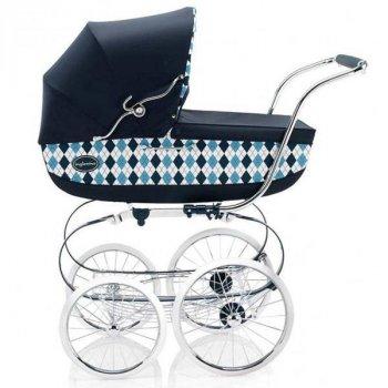 Класична коляска Inglesina CLASSICA Ballant Blu (6512)