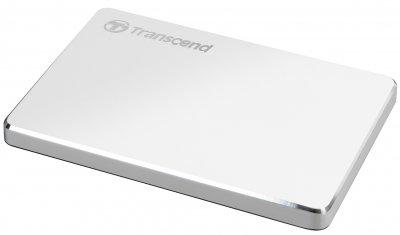 "Жорсткий диск Transcend StoreJet 25C3S 2 TB TS2TSJ25C3S 2.5"" USB Type-C External"