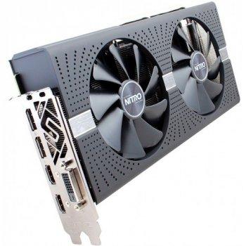 Відеокарта Sapphire Radeon Pci-Ex Rx 570 Nitro Pulse 4Gb Gddr5 256Bit (1340/7000) (Dvi, 2 X Hdmi, 2 X Displayport) (11266-14-20G)