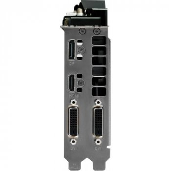 Видеокарта Asus Radeon Pci-Ex Rx470 Rog Strix Oc 4Gb 256Bit Gddr5 (1250/6600) (2 X Dvi, Hdmi, Displayport) (Strix-Rx470-O4G-Gaming)