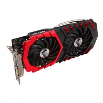 Видеокарта Msi Radeon Pci-Ex Rx 470 Gaming X 4Gb 256Bit Gddr5 (1242/6600) (Dvi, 2 X Hdmi, 2 X Displayport) (Radeon Rx 470 Gaming X 4G)