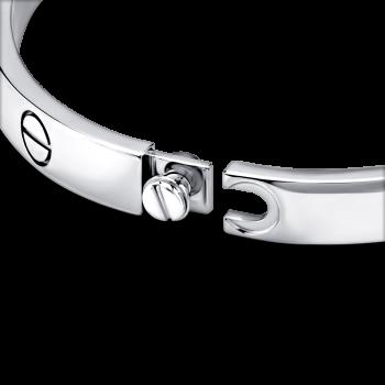 Срібний браслет жорсткий 16 cava.cool