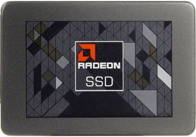 """Твердотільний диск SSD 2.5"""" 120GB AMD Radeon R5 SATA 3 up to Read/Write 544/349 MB/sec, TLC (R5SL120G)"""