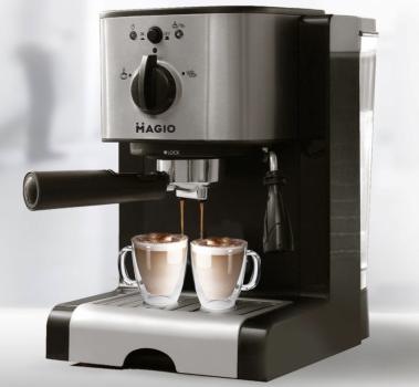 Кофеварка эспрессо MAGIO MG-960 1470W