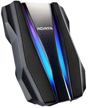 """Зовнішній жорсткий диск 2.5"""" 1TB ADATA (AHD770G-1TU32G1-CBK)"""