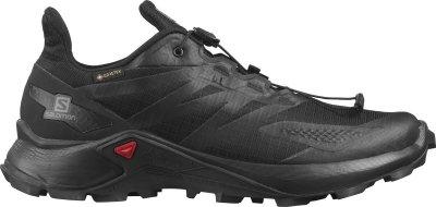Кросівки SALOMON SUPERCROSS BLAST GTX W чорний s411102