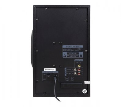 Колонки Gemix SB-110 black (2.1)