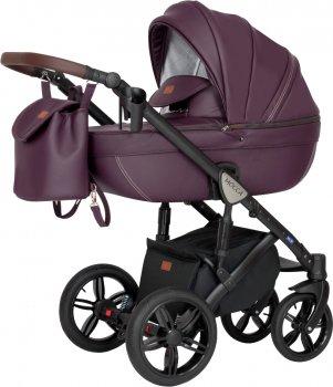 Универсальная коляска Verdi Mocca 3 в 1 01 Фиолетовая (9119) (5900009119015)