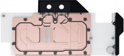 Водоблок EKWB EK-Vector RTX 2080 Ti - Copper + Plexi (3831109810453)