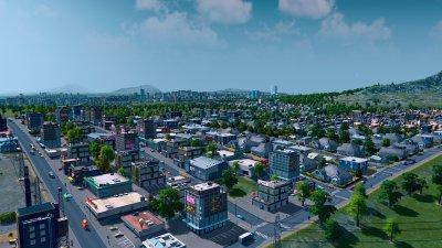 Игра Cities: Skylines – Deluxe Edition для ПК (Ключ активации Steam)