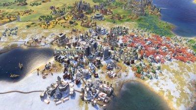 Игра Sid Meier's Civilization VI – Platinum Edition для ПК (Ключ активации Steam)