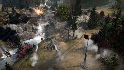 Игра Company of Heroes 2 – The Western Front Armies: US Forces для ПК (Ключ активации Steam)