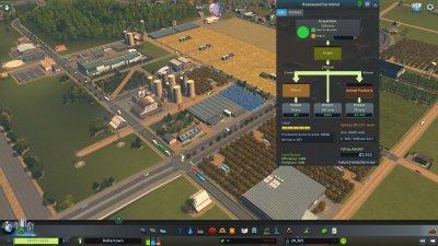 Игра Cities: Skylines – Industries для ПК (Ключ активации Steam)