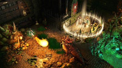 Игра Warhammer: Chaosbane для ПК (Ключ активации Steam)