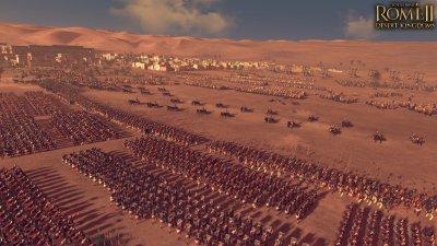 Игра Total War: Rome II – Desert Kingdoms Culture Pack для ПК (Ключ активации Steam)