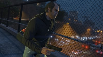 Игра Grand Theft Auto V (GTA V): Premium Online Edition для ПК (Ключ активации Rockstar Games)