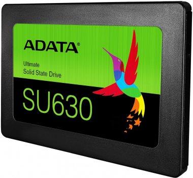 "ADATA Ultimate SU630 960GB 2.5"" SATA III 3D NAND QLC (ASU630SS-960GQ-R)"