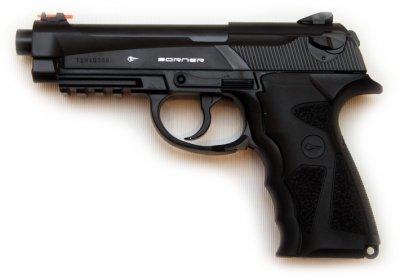 Пістолет пневматичний Borner 306m 4.5 мм (8.3041)