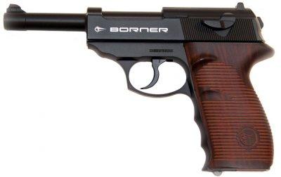 Пистолет пневматический Borner C-41 4.5 мм (8.4000)