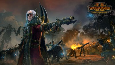 Игра Total War: WARHAMMER II – Curse of the Vampire Coast для ПК (Ключ активации Steam)