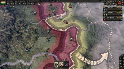 Игра Hearts of Iron IV: Together for Victory для ПК (Ключ активации Steam)