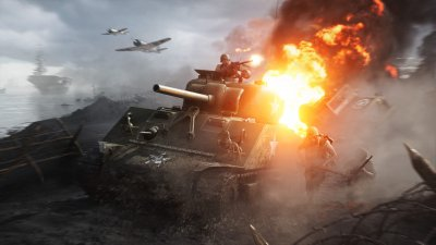 Игра Battlefield V для ПК (Ключ активации Origin)