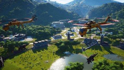 Игра Jurassic World Evolution – Deluxe Edition для ПК (Ключ активации Steam)