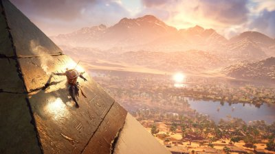 Игра Assassin's Creed Origins – Deluxe Edition для ПК (Ключ активации Uplay)