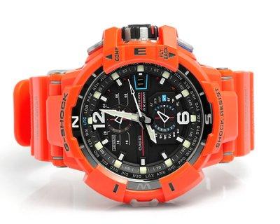 Чоловічий годинник Casio GW-A1100R-4AER