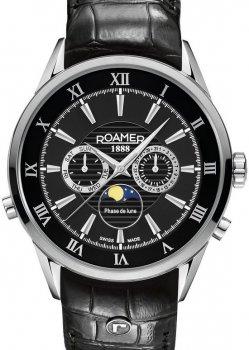Чоловічий годинник Roamer 508821.41.53.05