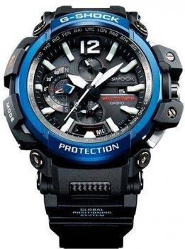 Чоловічі годинники Casio GPW-2000-1A2ER GPS