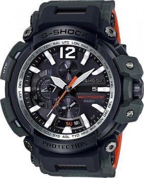 Чоловічі годинники Casio GPW-2000-3AER GPS