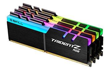 G. SKILL TRIDENT Z RGB SERIES 32GB (F4-3200C16Q-32GTZR)