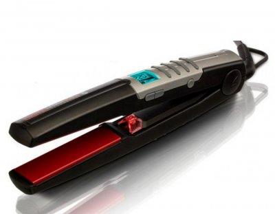 Прасочка для волосся GA.MA Laser Tourmalin, чорний, 1056
