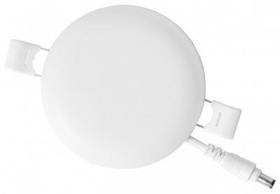 Стельовий світильник MAXUS SP Edge 12W 4100К (круг) (1-MSP-1241-C)