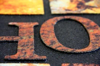 Придверний килимок IzziHome Mozail Home Tas 45x75 (2200000545435)
