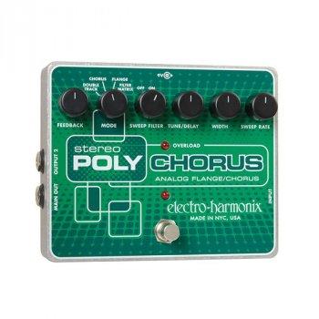 Педаль эффектов Electro-harmonix Stereo Polychorus