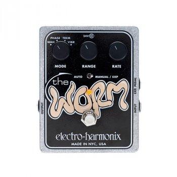Педаль эффектов Electro-harmonix Worm