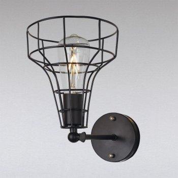 Бра Light House LS-11085-1W BK чорне