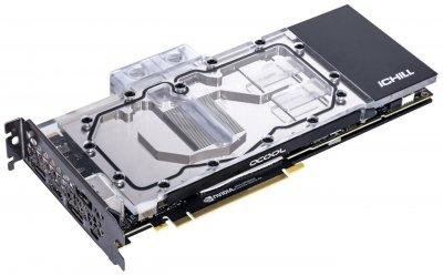 INNO3D PCI-Ex GeForce RTX 2080 Ti iChill Frostbite 11GB GDDR6 (352bit) (1695/14000) (HDMI, 3x DisplayPort, 1x USB-C) (C208TB-11D6X-1150FROS)