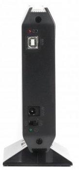 "Внешний карман Agestar для HDD 3.5"" USB2.0 (SUB 3A5 (Black))"