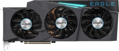 Gigabyte PCI-Ex GeForce RTX 3090 Eagle 24GB GDDR6X (3‎84bit) (1695/1‎9500) (2 х HDMI, 3 x DisplayPort) (GV-N3090EAGLE-24GD)