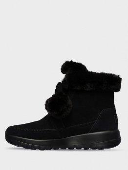 Сапоги Skechers 144004 Черные