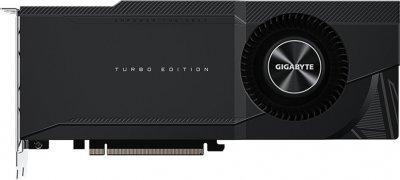 Gigabyte PCI-Ex GeForce RTX 3090 Turbo 24GB GDDR6X (384 bit) (1695/19500) (2 х HDMI, 2 x DisplayPort) (GV-N3090TURBO-24GD)