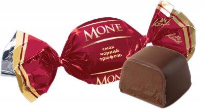 Конфеты Konti Mone черный трюфель 1 кг (4823088605051)