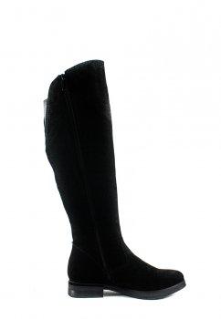 Сапоги зимние женские SND SDAZ 1030 черные