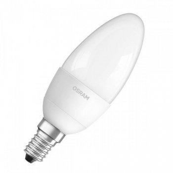 Светодиодная лампа Osram LED Star B60 6.5 W 550Lm 4000K E14 (4058075134140)