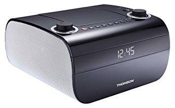 Портативний CD/MP3 плеєр FM радіо приймач Thomson RCD300U USB, AUX, б/в